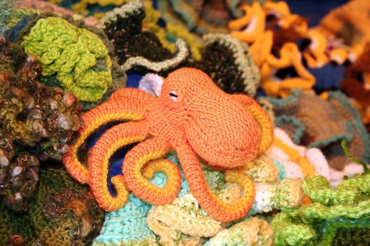 octopus | Crochet and Knit | Pinterest