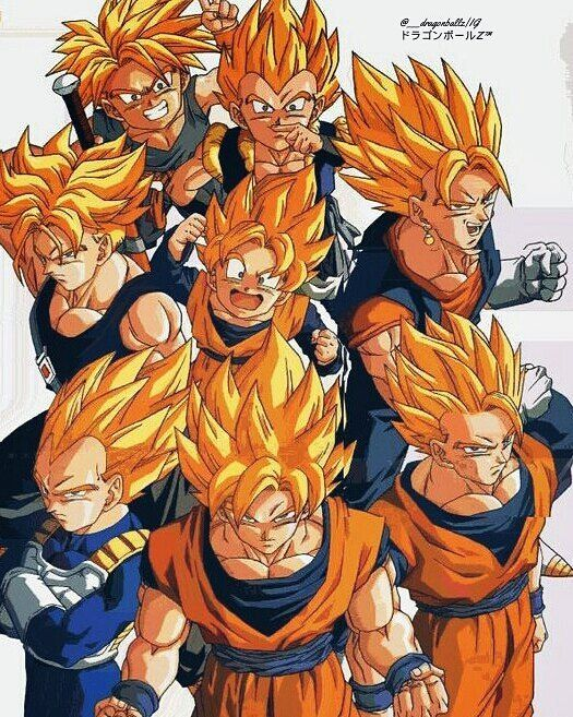 Best 25+ Goku and gohan fusion ideas on Pinterest   Goku ... Gohan And Vegeta Fusion