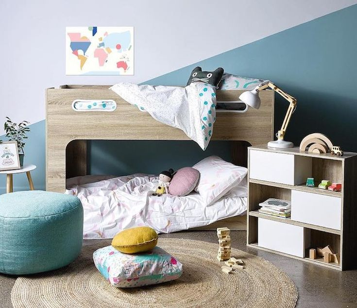 my scandinavian home: Bring a Warm, Minimalist Touch to your Kids Bedroom (with Fantastic Furniture.)