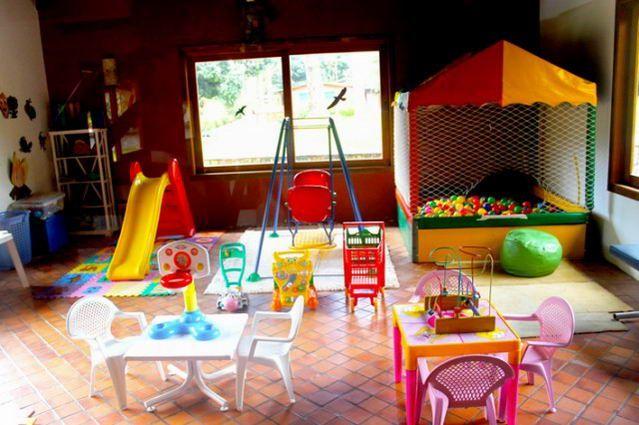Foto de Pousada Das Cachoeiras em  Ubatuba/SP:  Sala Kids