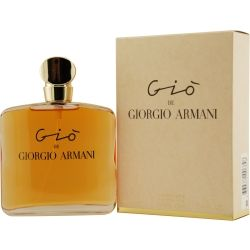 GIO perfume by Giorgio Armani  I really LOVE this perfume. sadly is not longer available, and I can not replace it with any other!