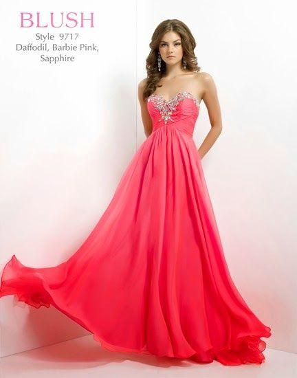 Increibles vestidos de 15 años | Colección Blush Prom