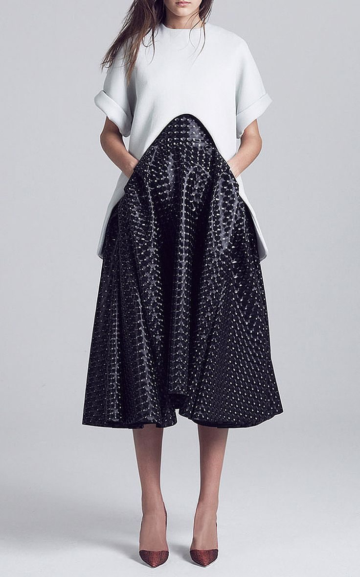 Abundence Box Sweater by Maticevski