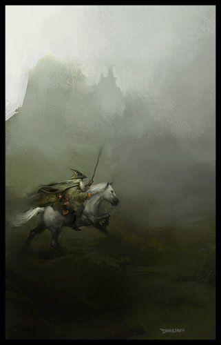 Fantastic, I love this style of illustration and the mood it creates. Beautiful beautiful beautiful.