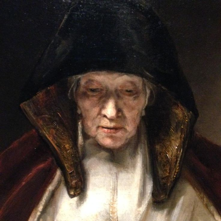 old woman reading rembrandt 1655 symbol of education