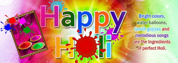 Happy Holi......