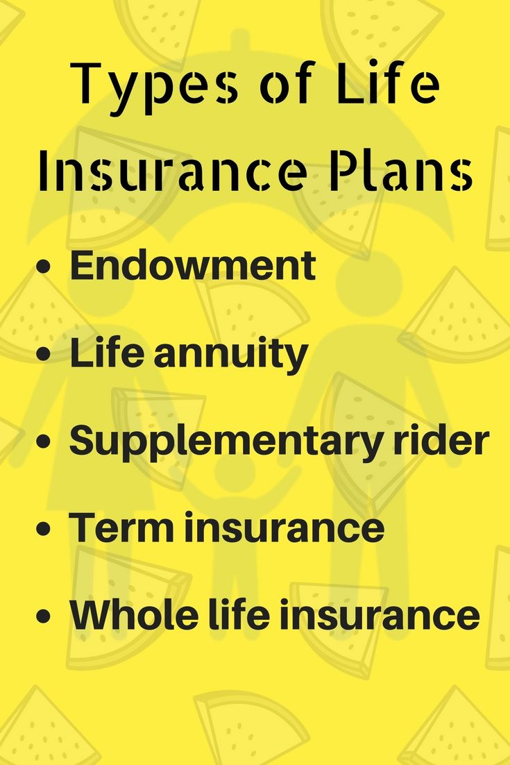 Find Different types of life Insurance Plans in Malaysia ...