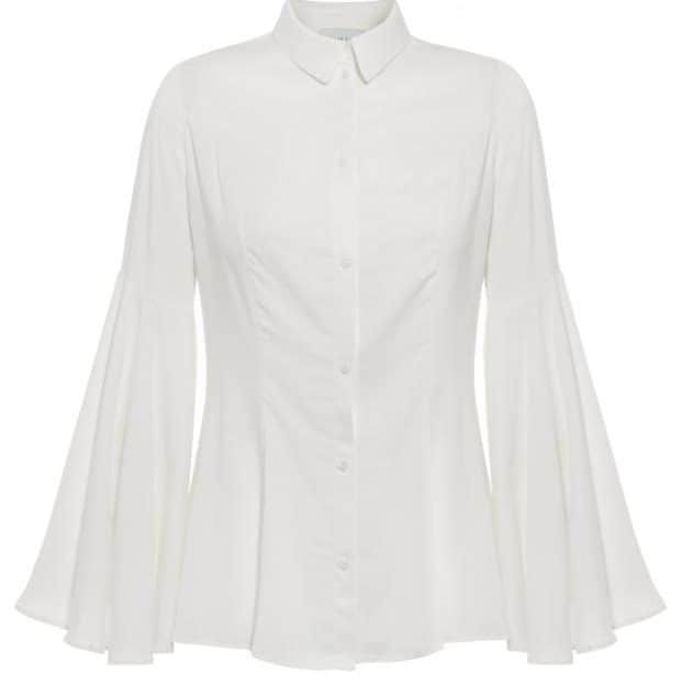 300 best White shirts and blouses images on Pinterest | Fashion ...