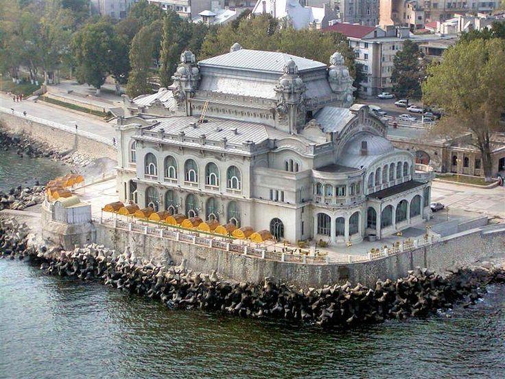 Belle Epoque - Casino de Constanţa