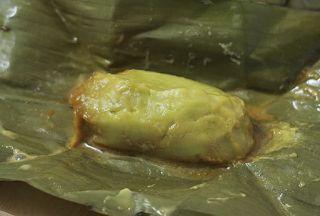 Kue Bongko adalah makanan khas Kalimantan Barat, terutama di SIngkawang dan Sambas. Kue tradisional ini adalah salah satu dari makanan yang banyak dijumpai di warung- warung khas menjual makanan kue tradisonal.