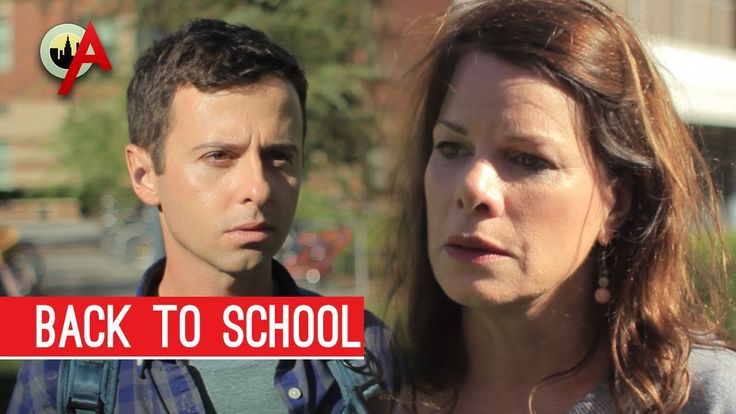 Dropping Off at College ft. Marcia Gay Harden, John Milhiser & Jim O'Heir