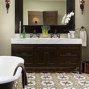 17 best ideas about moroccan tile bathroom on pinterest for Interior design agency nottingham