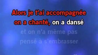 Michel Sardou-La maladie d'amour-karaoke.mp4 - YouTube