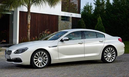 #BMW #Serie6.  Elle associe avec brio berline et coupé de sport, deux concepts à première vue opposés.