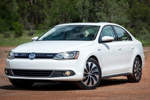 2013 Volkswagon Jetta Hybrid-exactly like my new car only mines not a hybrid