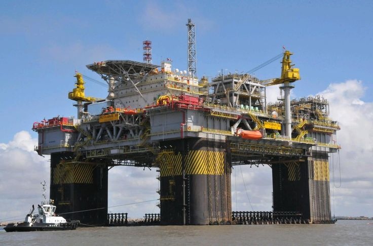 Petrobras' P-55 FPU Built with ShipConstructor Software