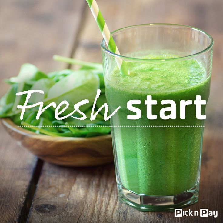 Gooood morning! This is just the thing to kick-start your day! Super green smoothie #picknpay #freshliving