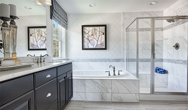 48 Best Images About Bathrooms We Love On Pinterest