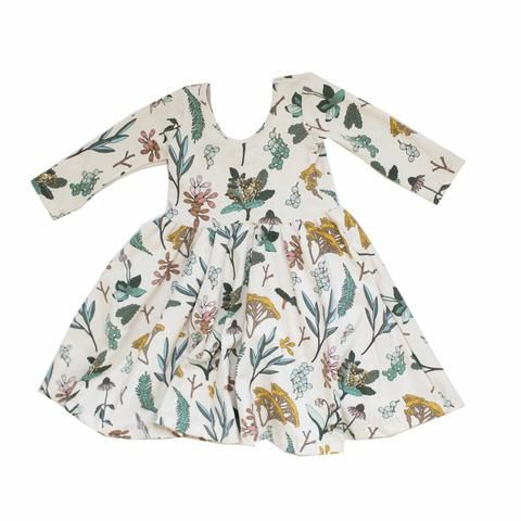 THE BALLET DRESS IN HERBAL STUDY