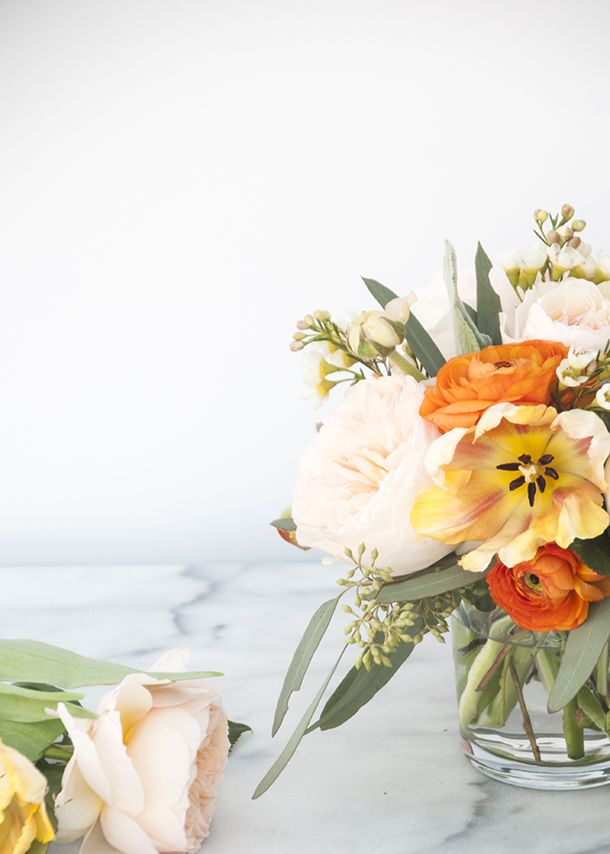 Spring Floral Series: The Small Bunch | House of Earnest