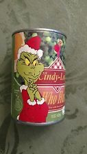 VINTAGE  DR SEUSS Who-Hash canned hash by Hormel. Cindy Lou, the Grinch