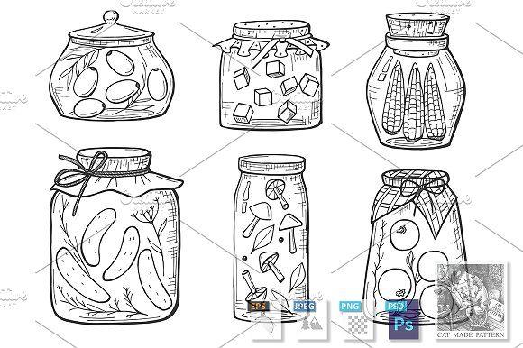 Homemade Pickles Jars Homemade Pickles Pickle Jars Homemade