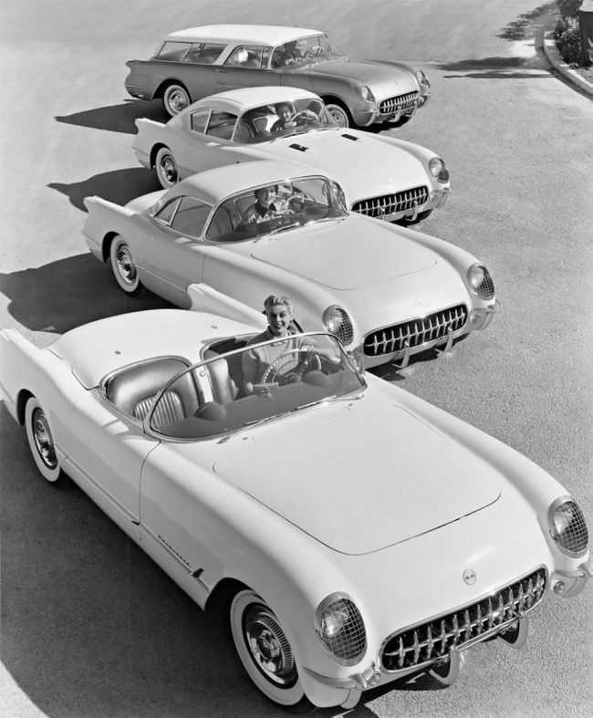 Wonderful Photos Of 1954 Chevrolet Corvair Which Was Touted As A New Aerodynamic Design In 2020 Classic Cars Chevrolet Corvair Corvette Convertible