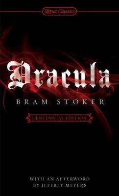 Dracula by Bram Stoker.