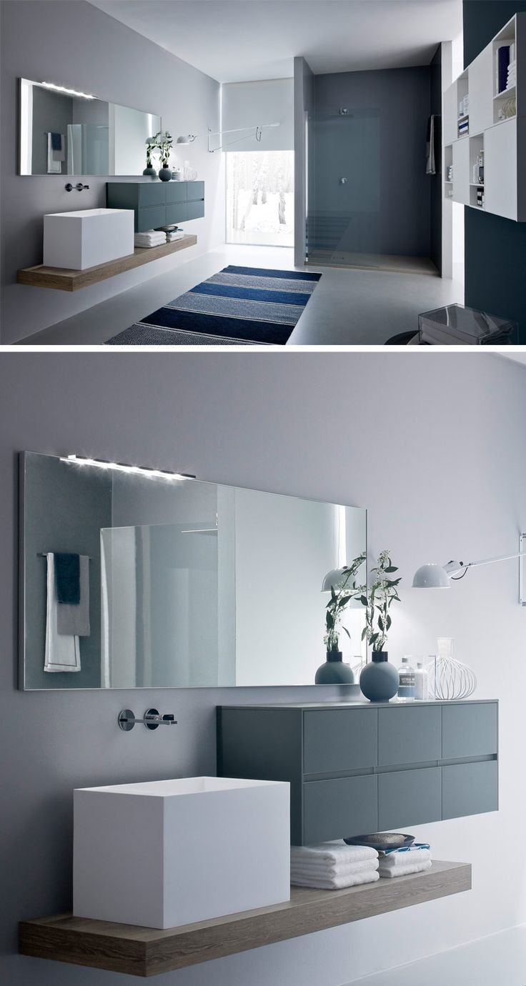 Nyù Collection by #Ideagroup: style and elegance #madeinItaly for your bathroom.