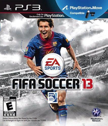 FIFA Soccer 13 (PS3)