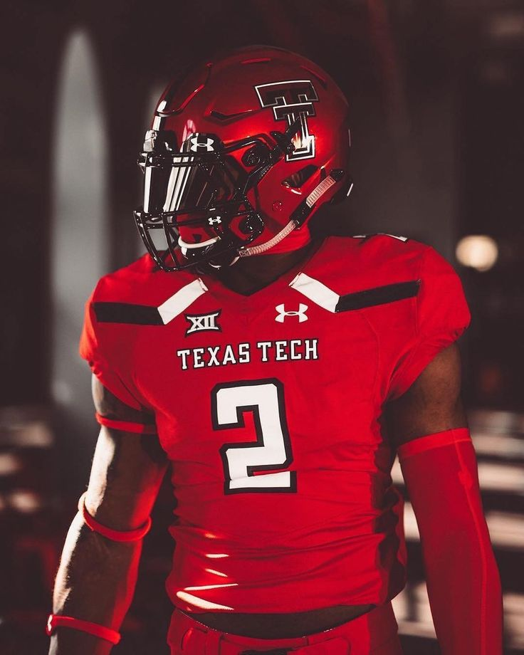 Red raiders texas tech football college football