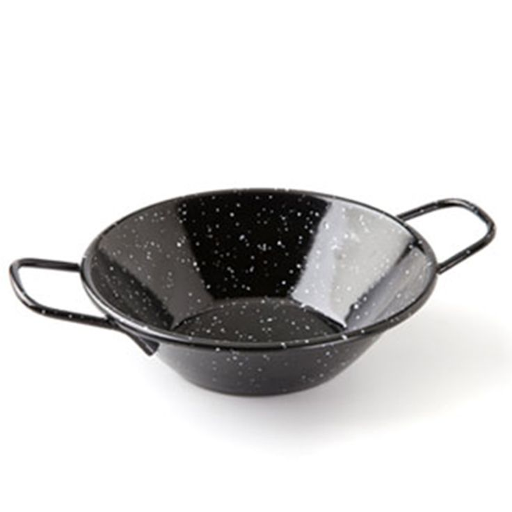 100% Chef Deep Two Handles Pan ø16cm