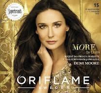 Demi More promuje serię kosmetyków More by Demi