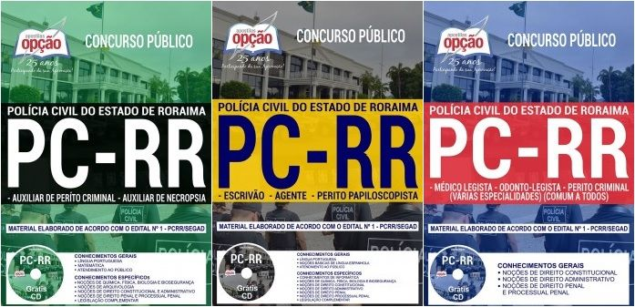 Apostilas Preparatorias Concurso Policia Civil Do Estado De