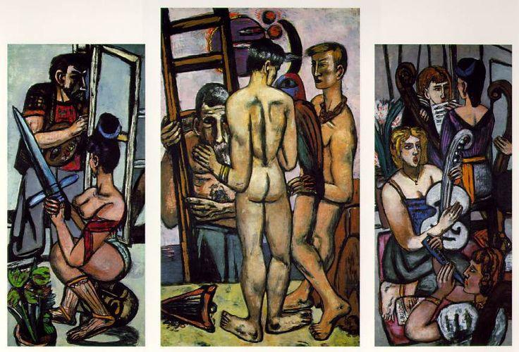 pinturas que antecedem a morte