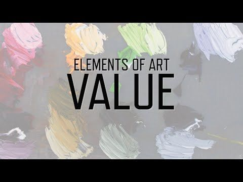 ▶ Elements of Art: Value | KQED Arts - YouTube