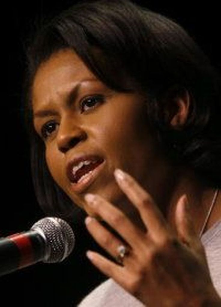 Biography of First Lady Michelle Obama