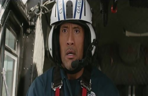 Famous Actor Dwayne Johnson in Hollywood Film San Andreas HD Photos