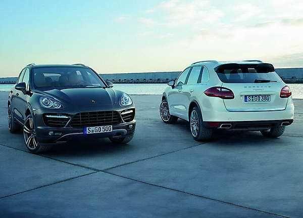 2018-2019 Porsche Cayenne S Hybrid — Hybrid 2018-2019 Porsche Cayenne