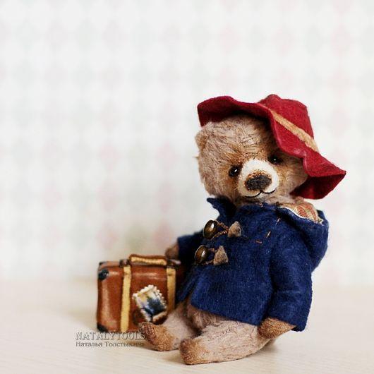 NatalyTools_Bears: мини Паддингтон / mini Paddington