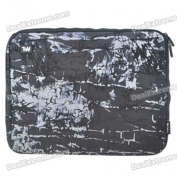 Made of durable soft multi spandex material - Provide maximum protection for your notebook - Safely slide your notebook in and out of your briefcase or luggage with ease - Protects your laptop against dust, shocks, bumps, scrapes and scratches - Two zipped close for easy open/close http://j.mp/1tovKwE