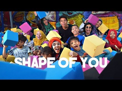 Ed Sheeran - Shape of You [Official Cover Video] - Gen Halilintar - YouTube