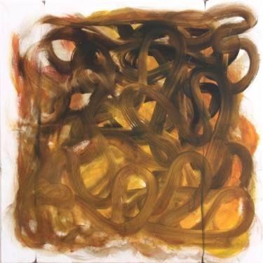 "Saatchi Art Artist Daria Magda  Błażek; Painting, ""Splash"" #art"