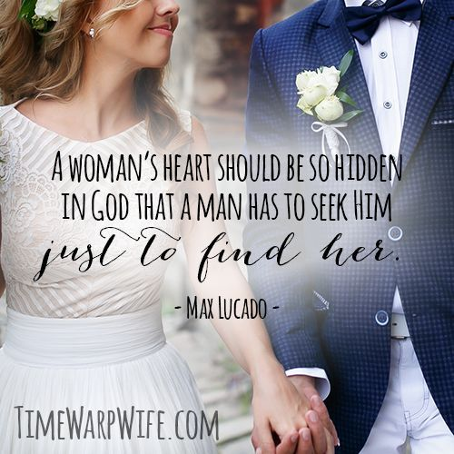 Best love Sayings & Quotes    QUOTATION – Image :    Short love quote – Description  A woman's heart should be so hidden in God that a man has to seek Him just to find her. -Max Lucado  Sharing is Sexy – Don't forget to share this quote with those Who Matter !