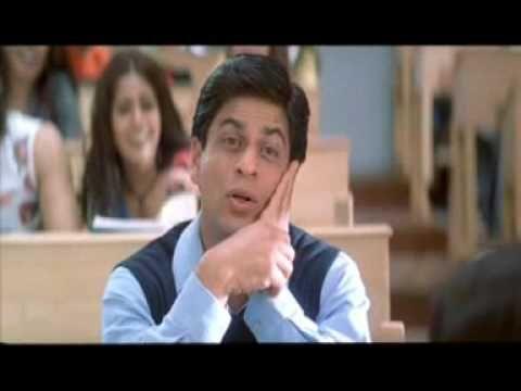 Lets Dance - Shahrukh Khan & Sushmita Sen, Main Hoon Na - YouTube