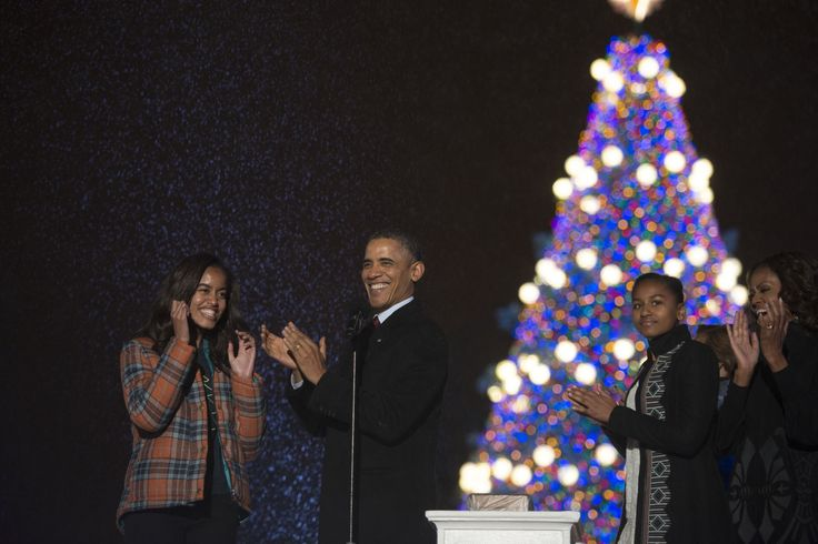Lottery for tickets to National Christmas Tree lighting to start Oct. 17