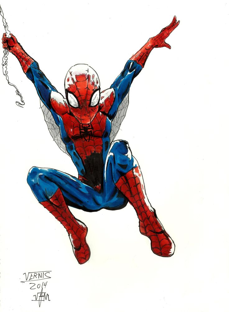 amazin spiderman