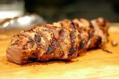 Rica receta de lomo de cerdo al horno, un pequeño capricho nunca sienta mal a nadie. Vamos a ver el paso a paso.