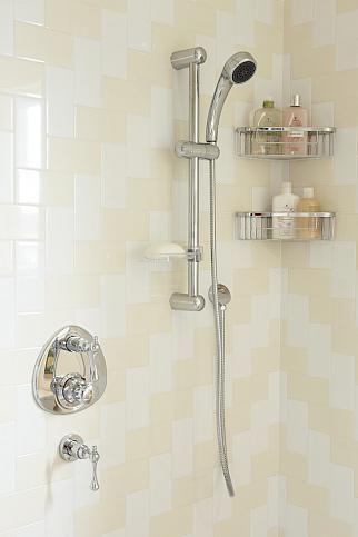 Sarah Richardson Sarah House 4 Girl Bath Shower Chevron