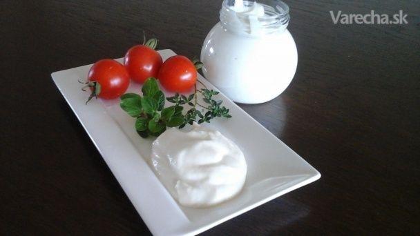 Toum - cesnakový krém z Libanonu (fotorecept)